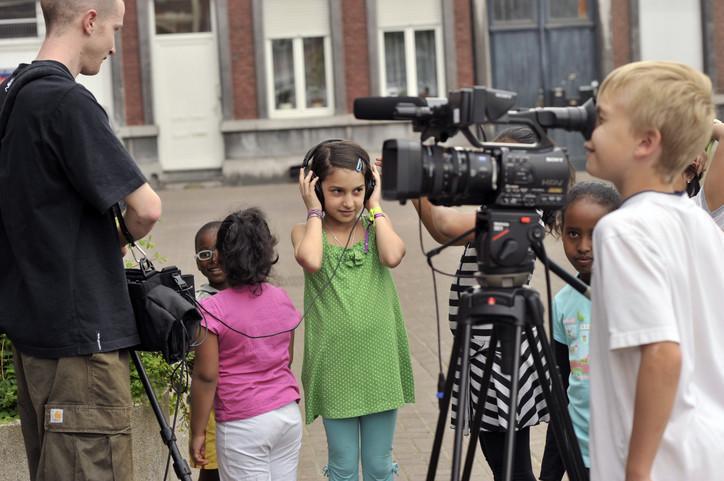 St Léonard, des images, le monde - Reportage